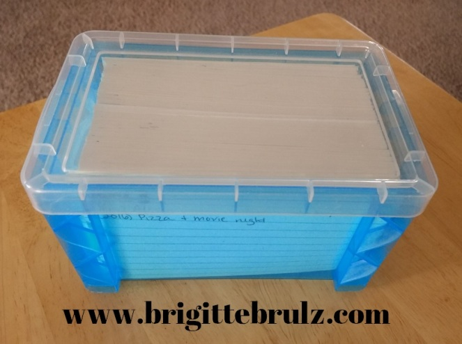 Daily Memory Box