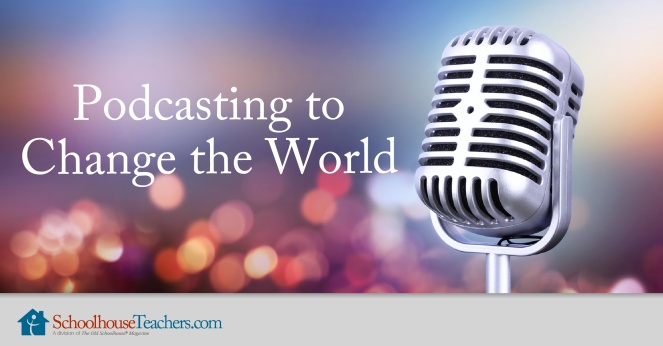Podcasting to Change the World SHT.com