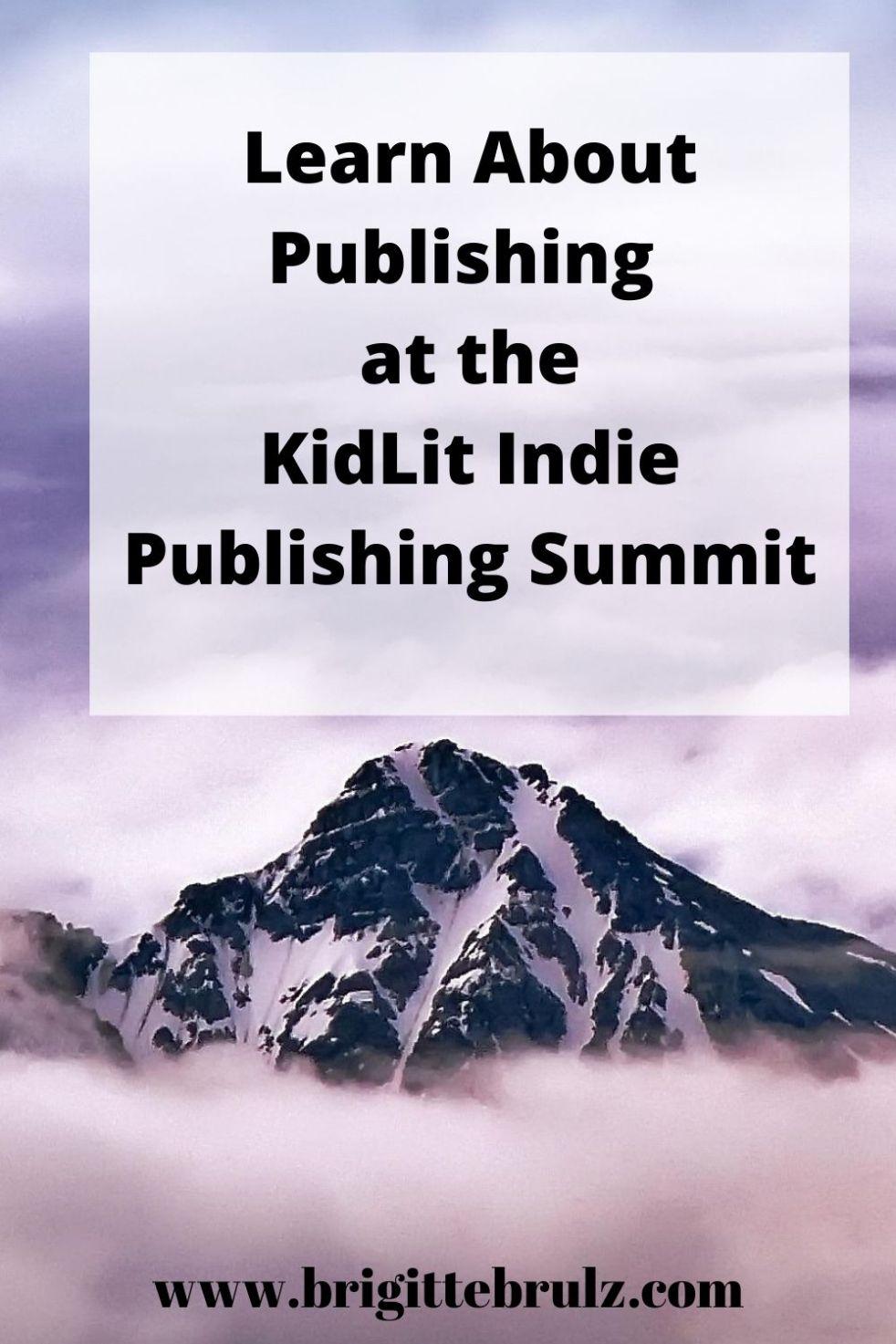 KidLit Indie Publishing Summit
