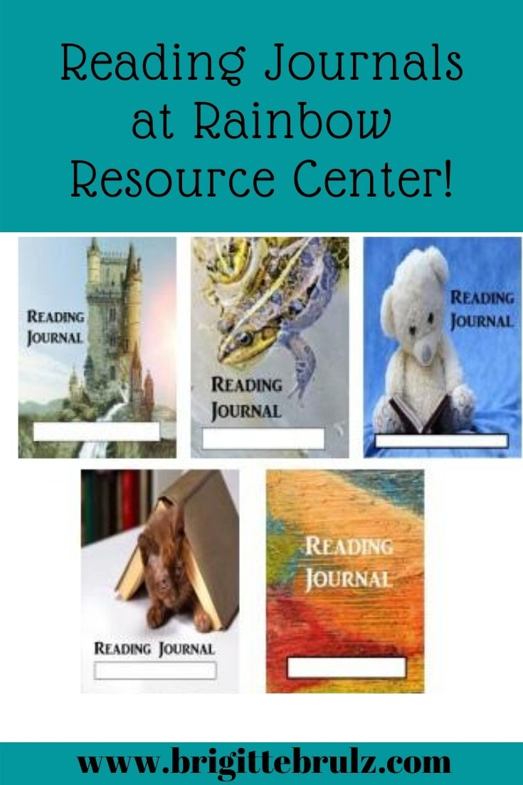 Reading Journals at Rainbow Resource Center