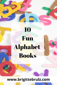 10 Fun Alphabet Books