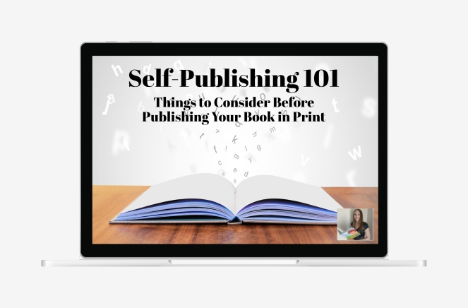 Self-Publishing 101: Things to Consider when Self-Publishing