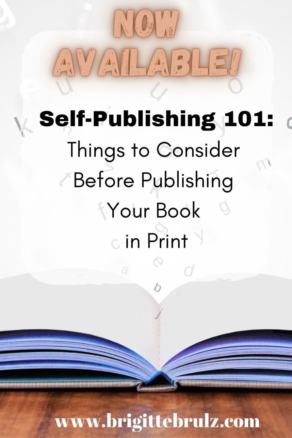 Self-Publishing 101_ Things to Consider Before Publishing Your Book in Print