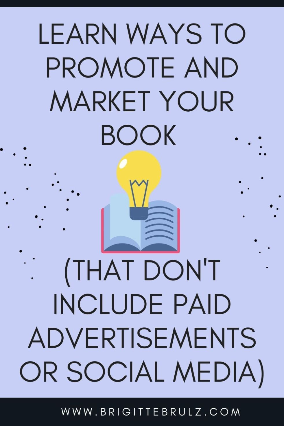 Promote and Market Your Book